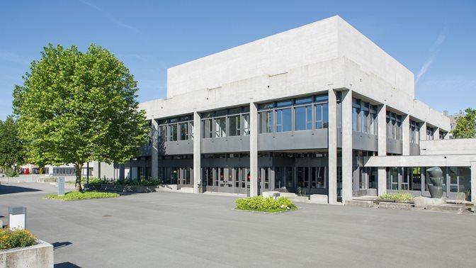 Hauptgebaeude der Universitaet St.Gallen (HSG)